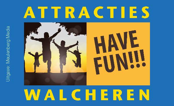 Attractiebonnenboekje Walcheren