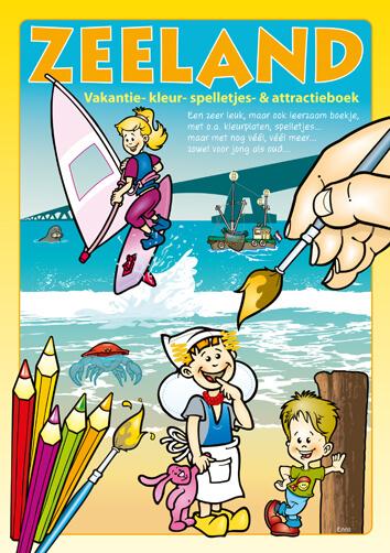 Zeeland - vakantie & attractieboek